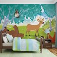 Giant size wall mural wallpapers for baby rooms| Homewallmurals Shop